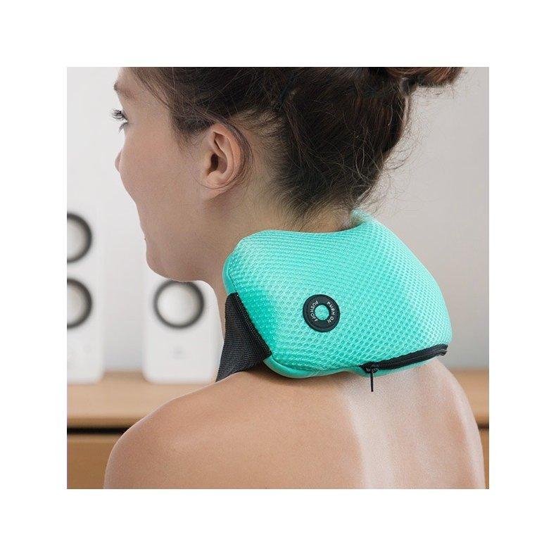 Vibrerende massageapparat til kroppen