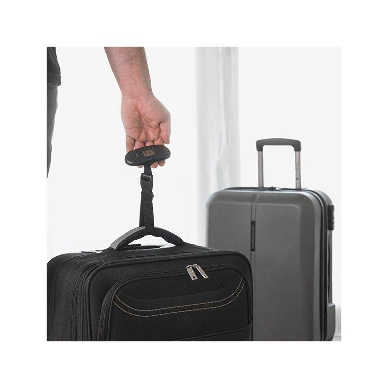 Digital rejsevægt til kufferter