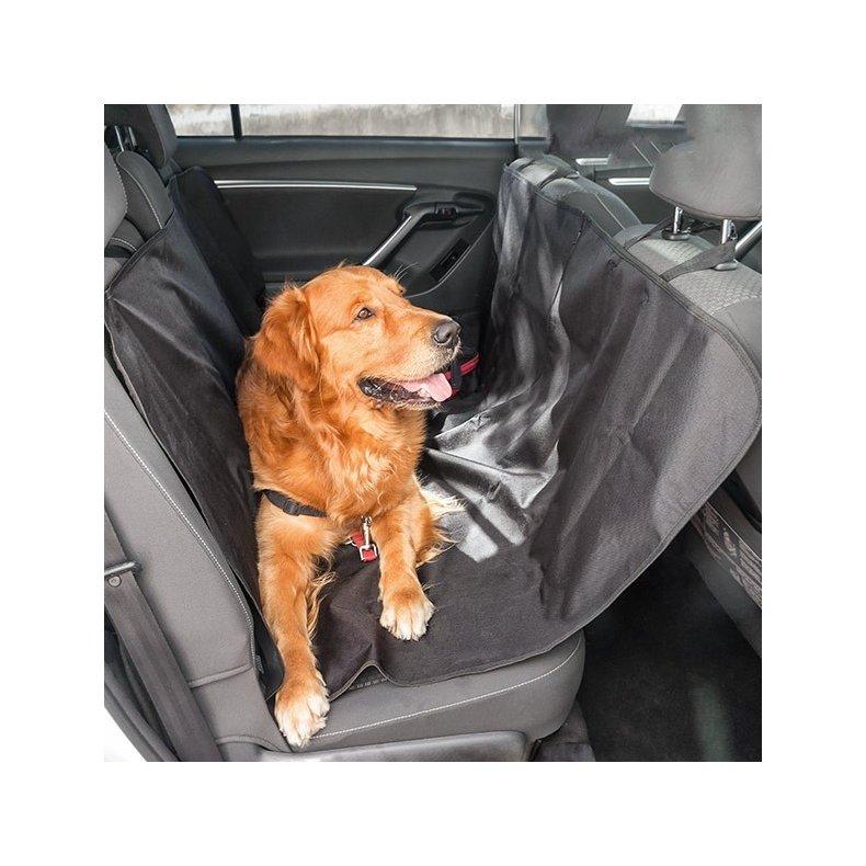 Beskyttelsesmåtte til kæledyr i bilen